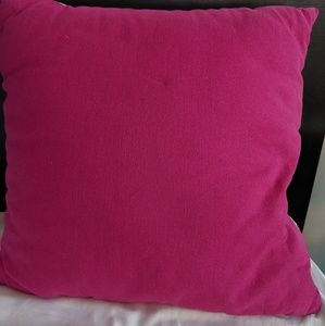 Threshold Accents - Target threshold purple white accent throw pillow